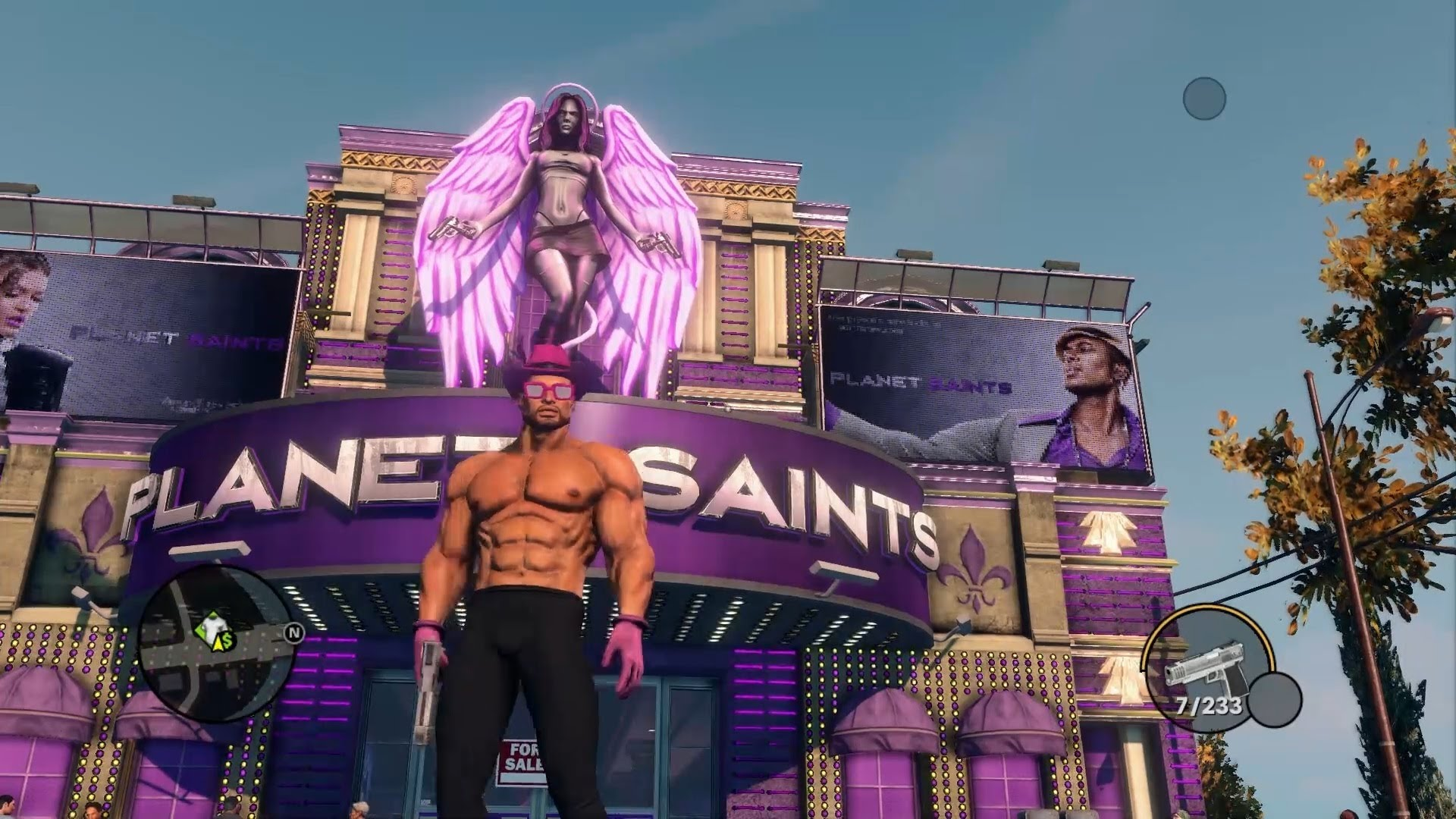 Saints row 4 nudity no pixelated mod sexy image