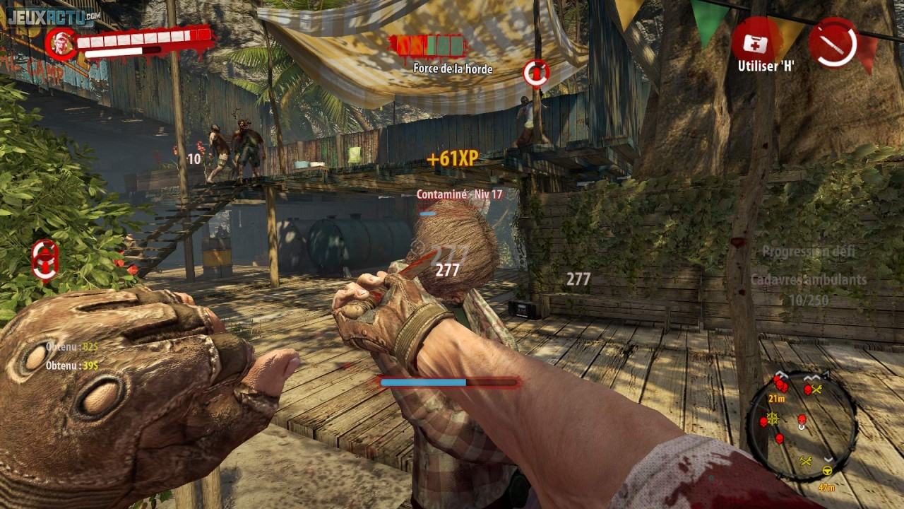 Dead Island Xbox  Driving Directions