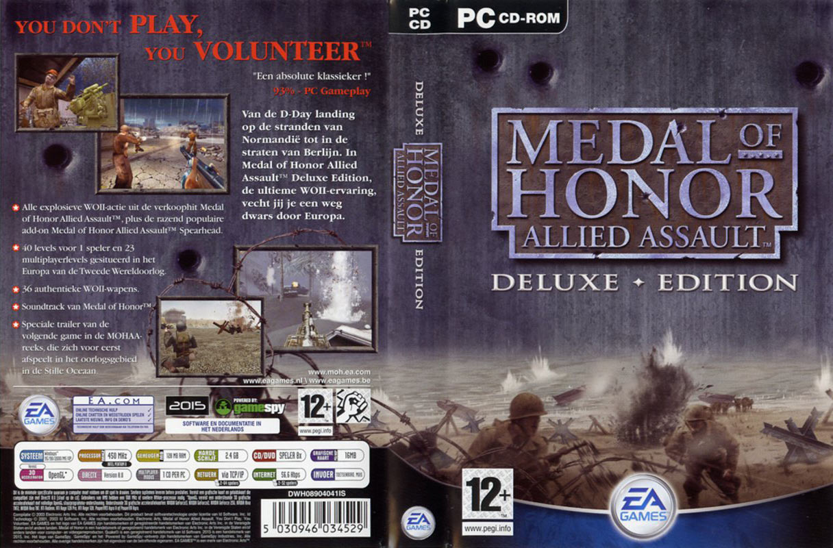 medal of honor pacific assault iso pc